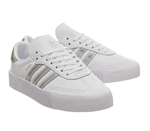 noir Blanc Sambarose noir Sambarose Adidas Adidas argent Sambarose argent Adidas Blanc wUqCvpa