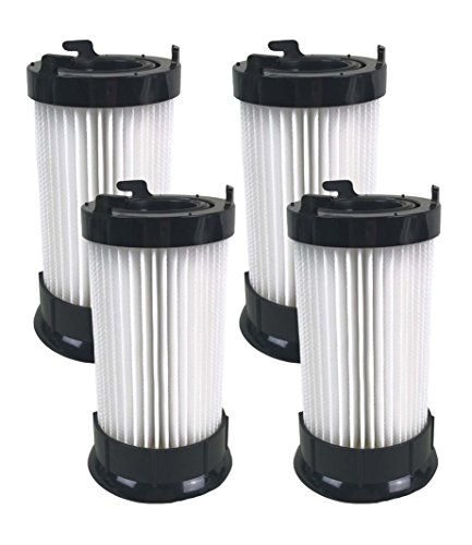 Think Crucial 4 Replacement for Eureka DCF-1, DCF-4 & DCF-18 Filter Fits 4700 & 5500 Series, Compatible With Part # 62132, 63073, 61770, 3690 & 28608-1 -