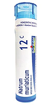Boiron Natrum Muriaticum 6C (Pack of 5), Homeopathic Medicine for Runny Nose