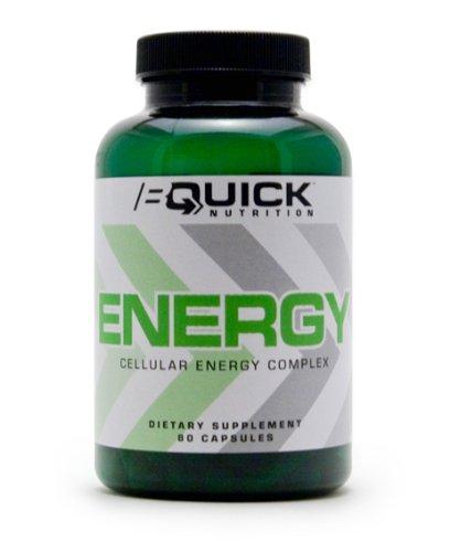 BQuick ENERGY, 80ct Capsules