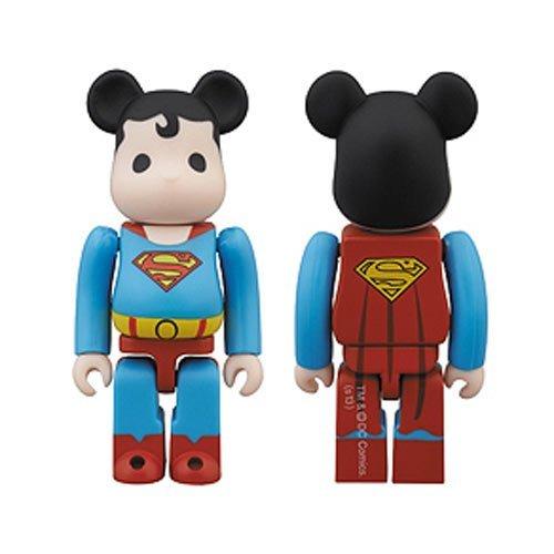 Medicom DC Super Powers Superman SDCC 2013 Exclusive Bearbrick Figure