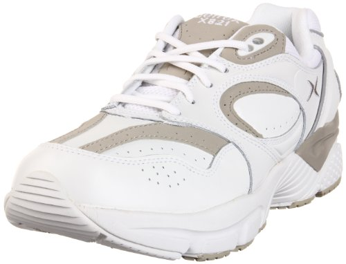 (Apex Men's LACE Walker-X Last-M, White,)