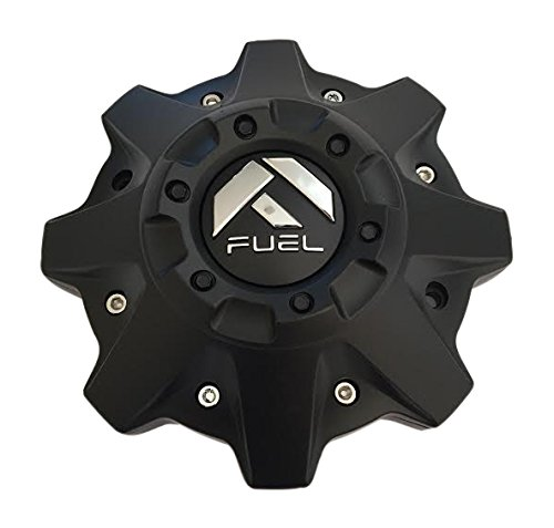 8 lug fuel throttle wheels - 4