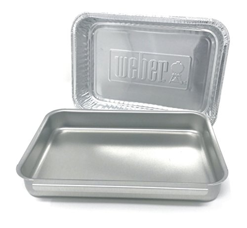 Weber #93305 Aluminum Catch Pan Kit by Weber