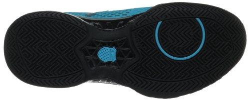 fiji Tennis Ii black white Noir K Blue Femme Bigshot swiss Chaussures De XfWw4Hzwq