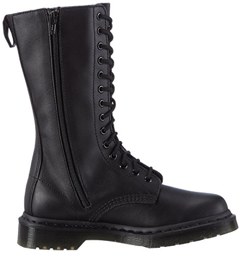 Da Dr Shoes Di Martens Delle Anissa Dr Scarpe Donne Black T Barca Martens Black Women's Boat Anissa Softy Nero Colore Softy T aRraw5qx