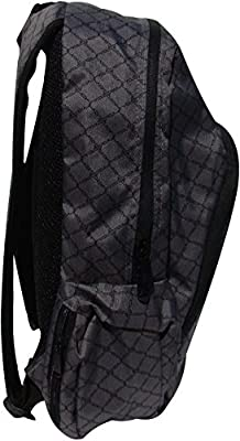 aa09eefdc3cbe6 Nike Jordan Graphite Backpack Laptop Sleeve Protection Audio Pocket ...