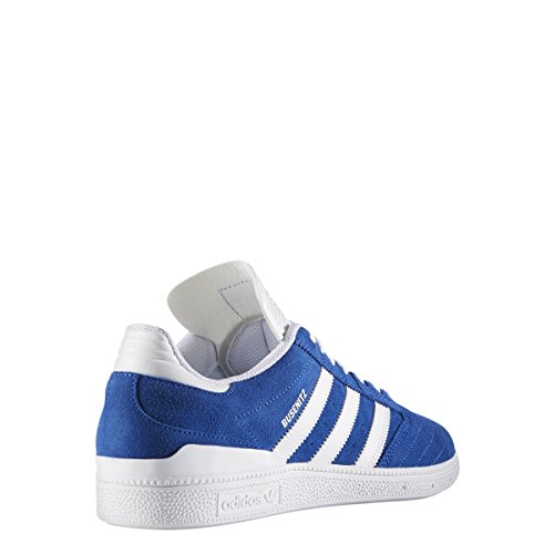 Adidas Mens Busenitz Suede Trainers Blue