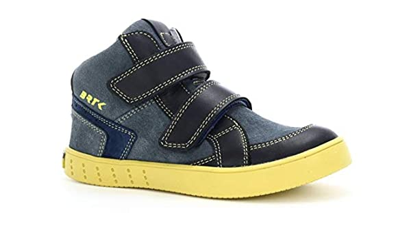 Little Kid//Big Kid Bartek Boys Ankle Boots Sneakers Leather Shoes 24414//0LM Gray