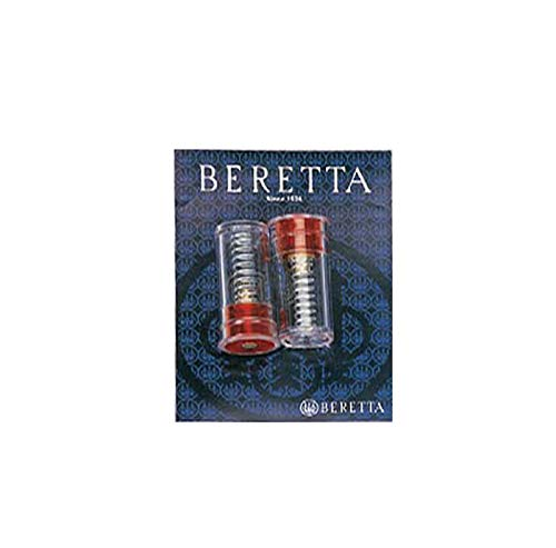 - Beretta Shotgun Snap Caps (Set Of 2); 20-gauge