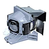 AWO RLC-092 / RLC-093 Projector Lamp Bulb Replacement for P-VIP190/0.8 E20.9n with Housing for VIEWSONIC PJD5155 PJD5255 PJD5153 PJD5353LS PJD6350 PJD5151 PJD5555W PJD5553LWS PJD6550LW PJD6551LWS