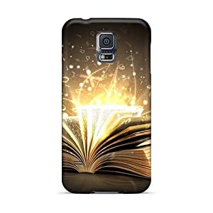 High Quality Phone Cases For Samsung Galaxy S5 With Provide Private Custom HD Strange Magic Pattern DannyLCHEUNG