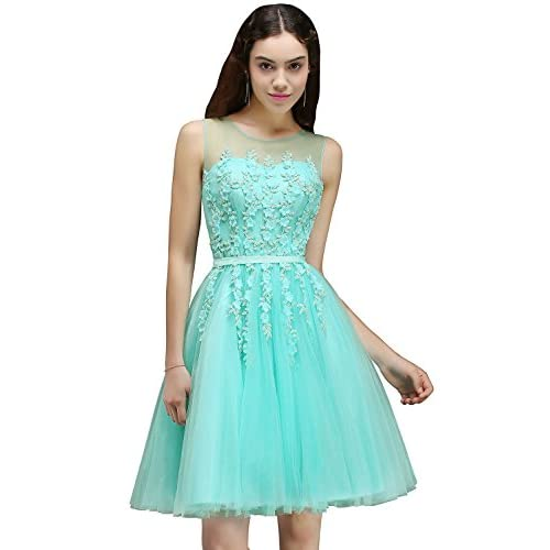 Vestido corto de fiesta para boda