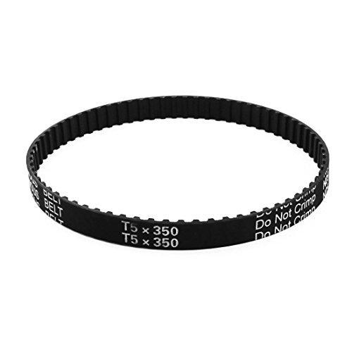 T5x350 70 Tooth 5 millimetri Passo 10 millimetri 350 millimetri Larghezza sincrona Timing Belt