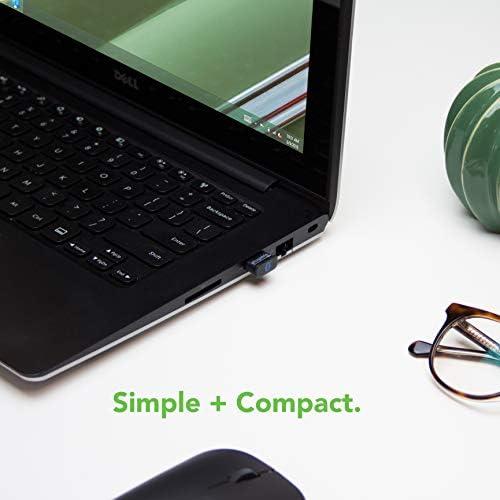 Amazon.com: Adaptador de Bluetooth, Negro: Computers ...