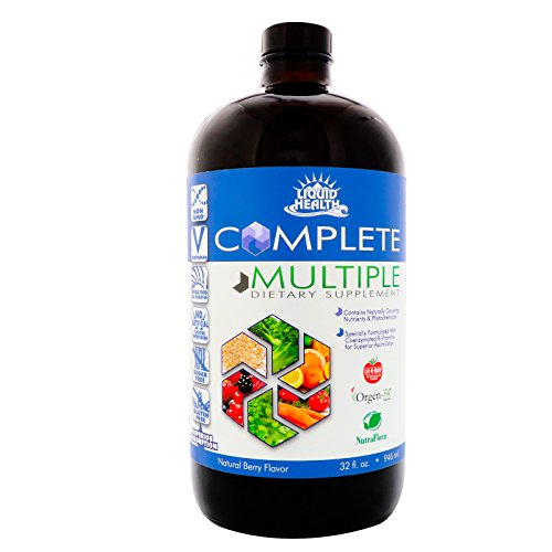 Liquid Health Products Complete Multiple Original, 32 Fluid Ounce