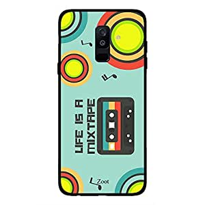 Samsung Galaxy A6 Plus Life is a Mix Tape