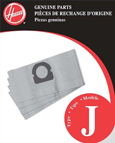 (Hoover Type J Bag (4- Bags), 4010010J)