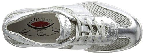 Da top Basso D'argento Gabor Tennis Delle Donne Scarpe Rollingsoft A X1Uwqx