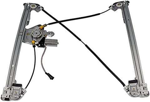Dorman 741-430 Ford Truck Front Driver Side Power Window Regulator with Motor - Window Regulator Repair