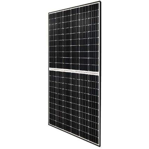 Amazon Com Canadian Solar 12 315w Monocrystalline Solar Panel Charge Controller Compatible Off Grid On Grid Solar System Solar Panel Array High Efficiency Cs3k 315ms Garden Outdoor