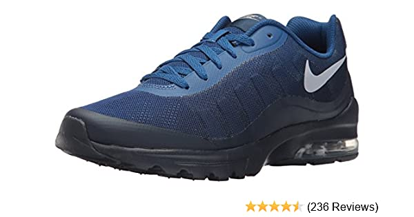 reputable site 1e32a 26717 Amazon.com  NIKE Mens Air Max Invigor Print Running Shoes  Road Running