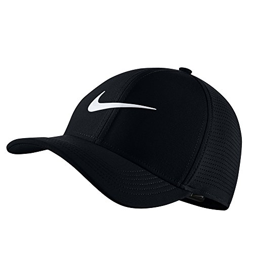 Anthracite Nike White Scoop Black Perf Cap Men Nk CLC99 Arobill Grey 6pwqA76