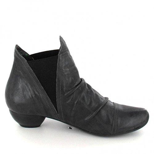 Think! Damen Aida Chelsea Boots Grau
