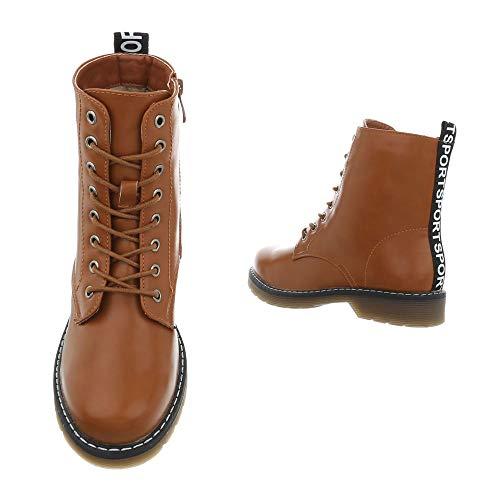 Women's Combat H1803 Ital Camel Boots Design HvqBBwx