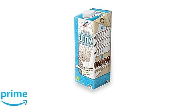 La Finestra Sul Cielo Bebida Arroz de Origen Vegetal Sin Azúcar - Paquete de 6 x 1000 ml - Total: 6000 ml: Amazon.es: Alimentación y bebidas