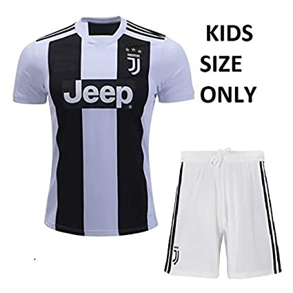8db0a1792 Buy aaDDa Juventus Home Kids Jersey with Shorts 2018-2019 Online at ...