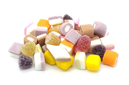 Dolly Mixtures – 1000g Sweets Gummy Retro Candy Bubblegum