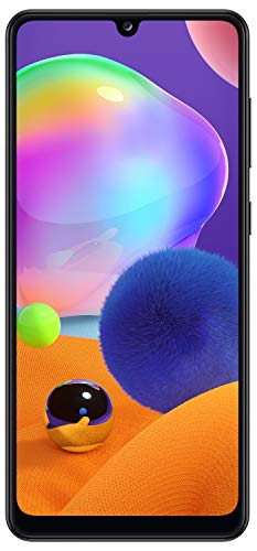 Samsung Galaxy A31 (Prism Crush Black, 6GB RAM, 128GB Storage) with No Cost EMI/Additional Exchange Offers