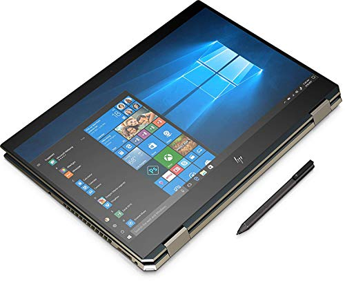 2019 Spectre x360 15t Touch Max Q GTX 1050Ti 6 core(Intel i7 8750H, 4K UHD, 16GB, 1TB SSD,2 in 1, Stylus with 3 Yrs McAfee Internet Security, Windows 10 PRO Upgrade, Worldwide Warranty) Poseidon Blue (Best Ssd In The World)