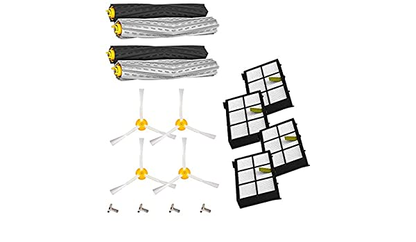 STRIR-Casa Kit de Accesorios para iRobot Roomba Recambios Roomba ...