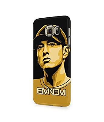 Eminem Marshall Mathers Plastic Snap-On Case Cover Shell For Samsung Galaxy S6