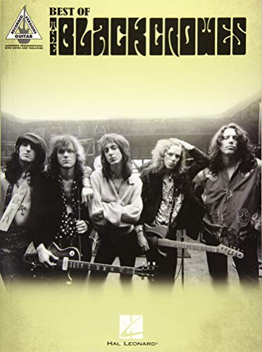 Best of the Black Crowes (Best Open Tuning For Slide Guitar)