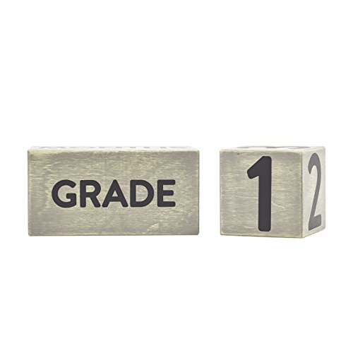 Pearhead 60110 Wooden Age Blocks