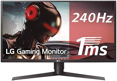 Amazon com: LG 27GK750F-B 27 Inch Ultragear Full HD G-SYNC