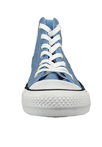 Blue Hi Light Ctas Chaussures light white Fitness black 472 De Converse Multicolore Femme B6zw5q6n