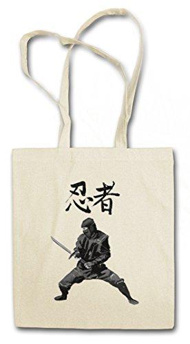 NINJA I HIPSTER BAG �?Samurai Warrior Way of Sepuku Banzai Japan Japanese