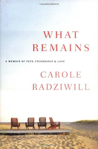 What Remains: A Memoir of Fate, Friendship, and Love PDF