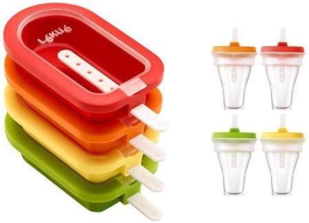 Compra Lékué - Polos apilable, cuatro unidades, multicolor + ...