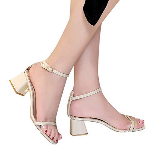 Femme Unique Taille Sandals Beige Multicolores Sandales Veyikdg Enxzffq