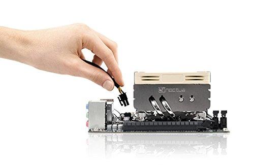 Noctua NH-L9x65 SE-AM4 Premium-Grade Low-Profile CPU Cooler for AMD