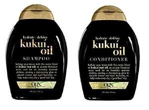 Amazon.com : OGX Organix Hydrate + Defrizz Shampoo and