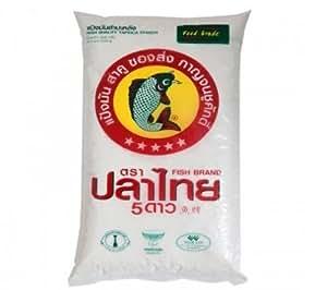 Amazon.com : Tapioca starch / Flour Fish Brand 17.6Oz