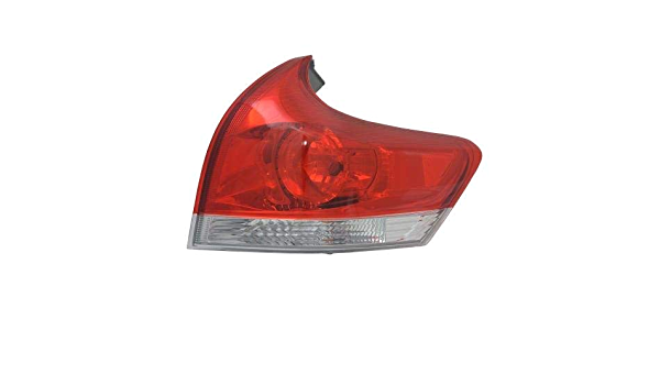 FITS FOR VENZA 2013 2014 2015 2016 TAIL LAMP OUTER RIGHT PASSENGER