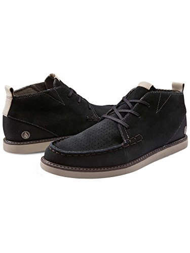 43 Shoe Color Salton Us Black Volcom Eu Size Uk 9 10 xwHX1E5q