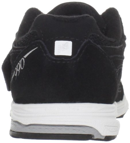 kv990gri Grey With and Nylon Balance Kids Black New Running Mash Suede q5FC7nw